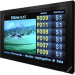 Monitor multimediale eliminacode e digital signage