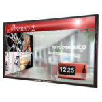 Display multimediale per il sistema digital signage